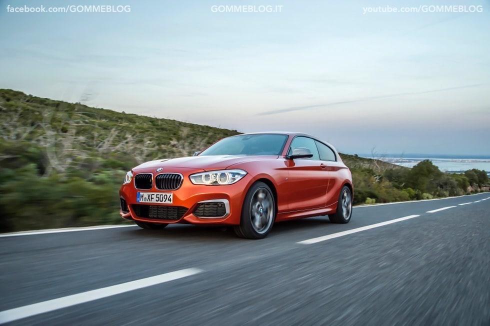 Nuova BMW Serie 1 M135i [GALLERIA IMMAGINI] 1