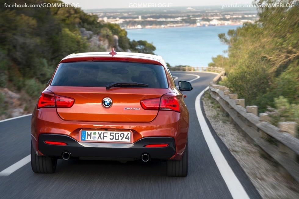 Nuova BMW Serie 1 M135i [GALLERIA IMMAGINI] 3