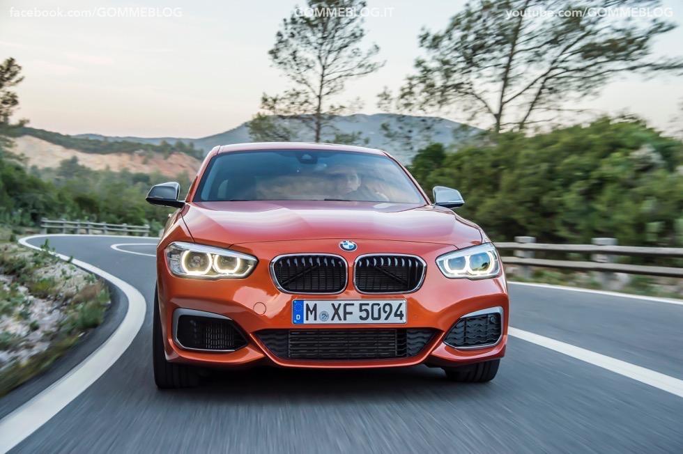 Nuova BMW Serie 1 M135i [GALLERIA IMMAGINI]