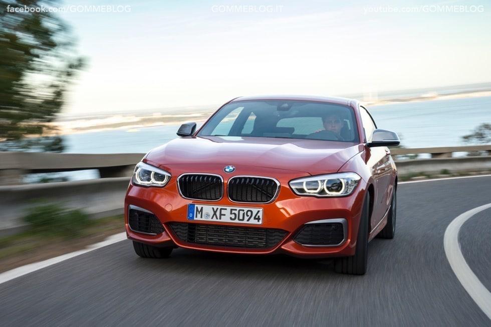 Nuova BMW Serie 1 M135i [GALLERIA IMMAGINI] 5