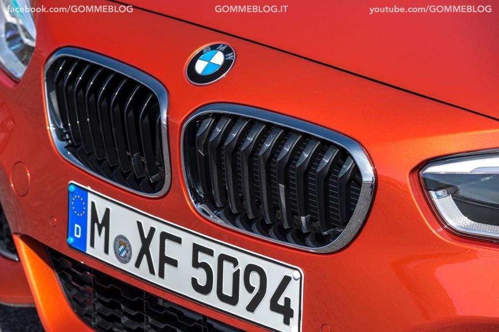 Nuova BMW Serie 1 M135i [GALLERIA IMMAGINI] 6