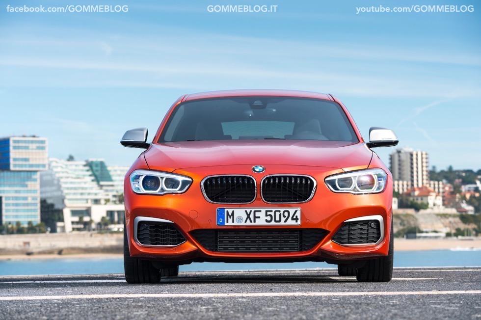 Nuova BMW Serie 1 M135i [GALLERIA IMMAGINI] 8