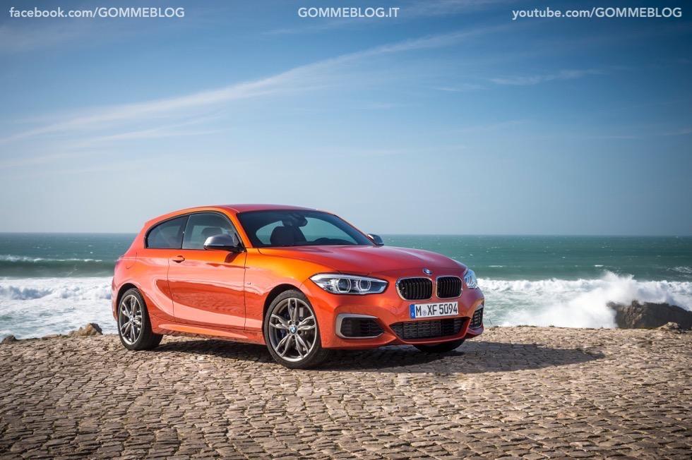 Nuova BMW Serie 1 M135i [GALLERIA IMMAGINI] 14