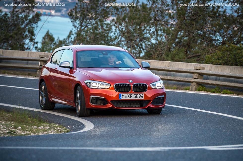 Nuova BMW Serie 1 M135i [GALLERIA IMMAGINI] 18