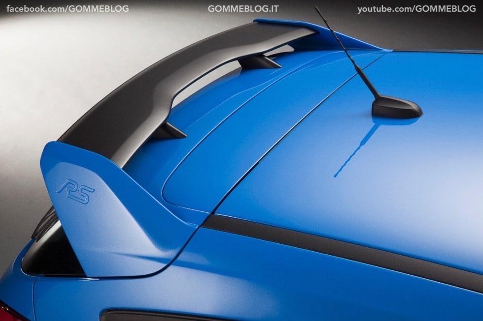 Ford Focus RS: oltre 320 cavalli e trazione integrale 7