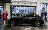 Mercedes-AMG CLA 45 Shooting Brake: Anteprima italiana a Milano