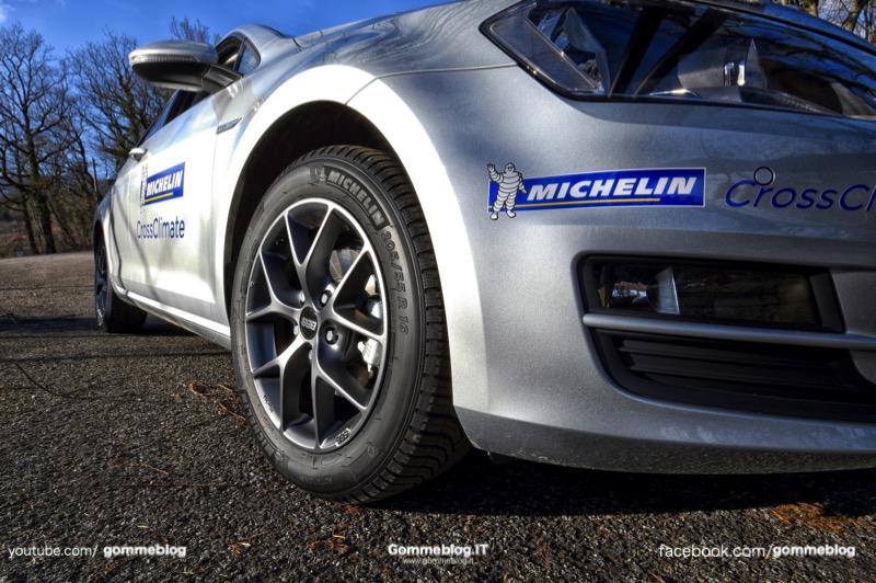 Michelin CrossClimate: gomme per qualisasi condizioni Meteo 7