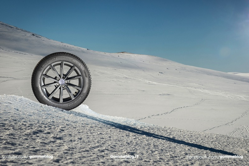 Michelin CrossClimate: Video Intervista Test TÜV SÜD 2015 14