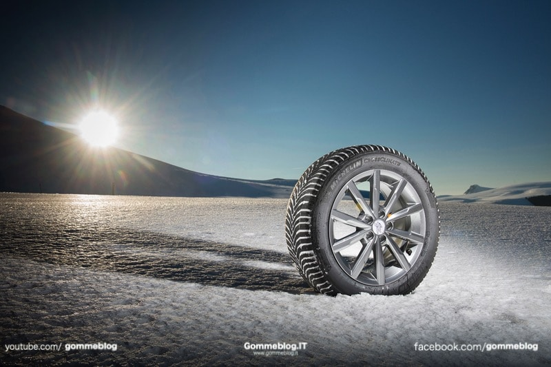 Michelin CrossClimate: Video Intervista Test TÜV SÜD 2015 13