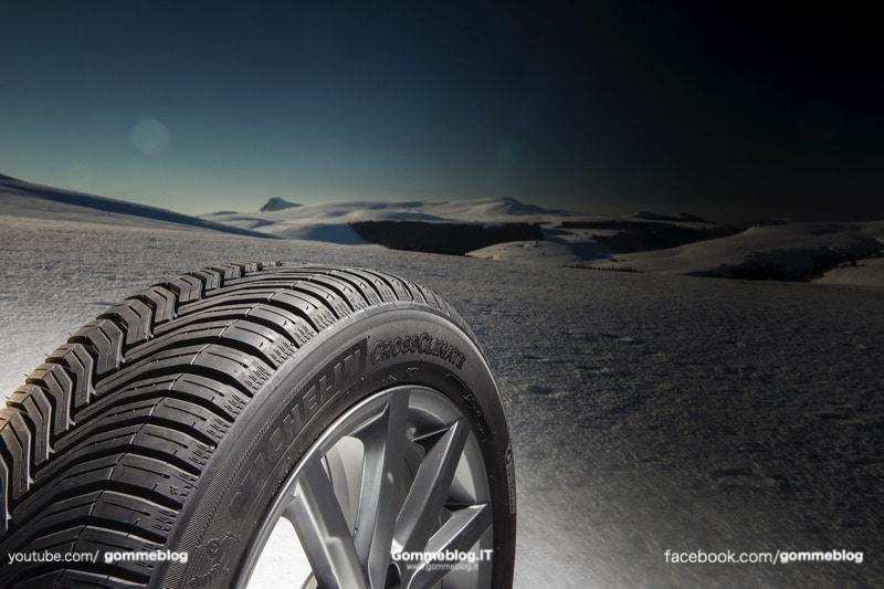 Michelin CrossClimate: il 1° vero Pneumatico ESTIVO con certificazione INVERNALE