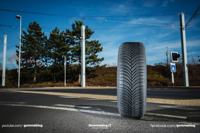 Michelin CrossClimate: Video Intervista Test TÜV SÜD 2015 7