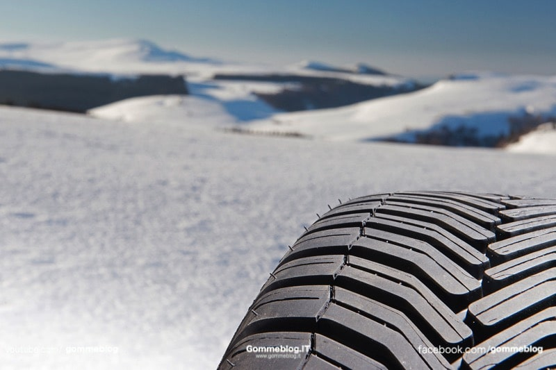 Michelin CrossClimate: Video Intervista Test TÜV SÜD 2015 2