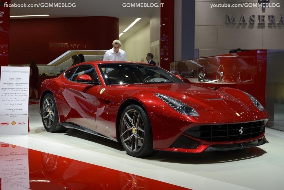 Supercar e Pirelli Salone di Ginevra 2015 [GALLERIA IMMAGINI] 52