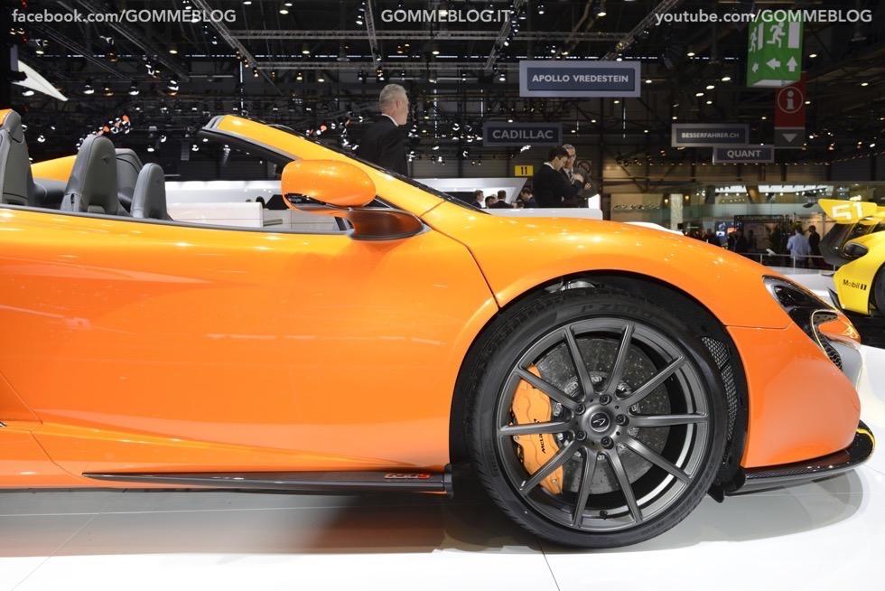 Supercar e Pirelli Salone di Ginevra 2015 [GALLERIA IMMAGINI] 50