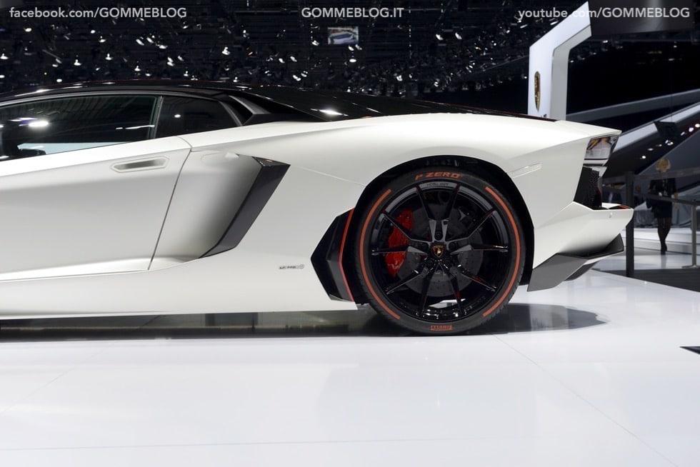 Supercar e Pirelli Salone di Ginevra 2015 [GALLERIA IMMAGINI] 47