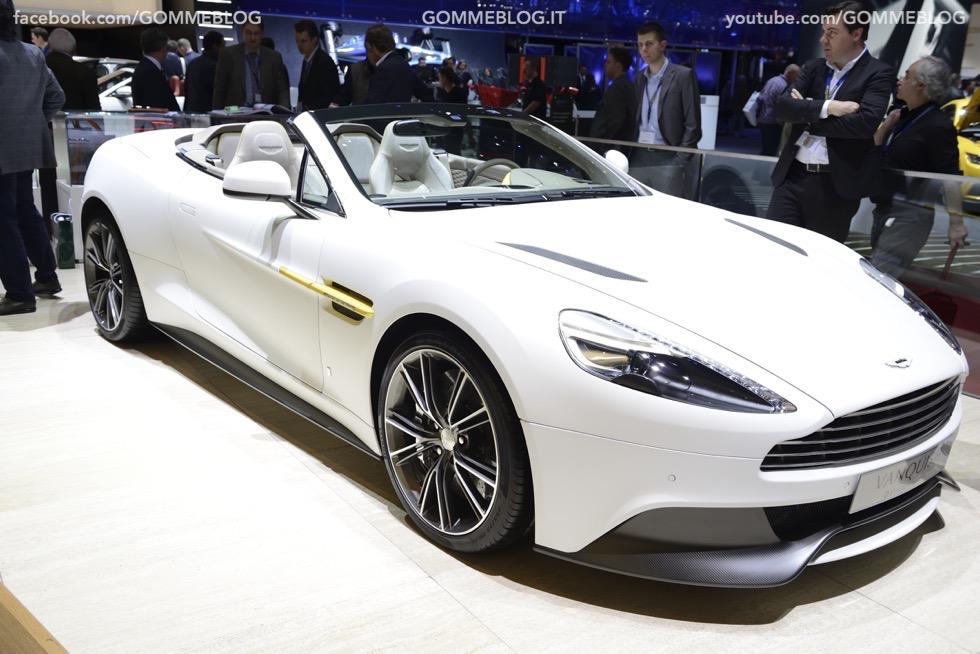 Supercar e Pirelli Salone di Ginevra 2015 [GALLERIA IMMAGINI] 32