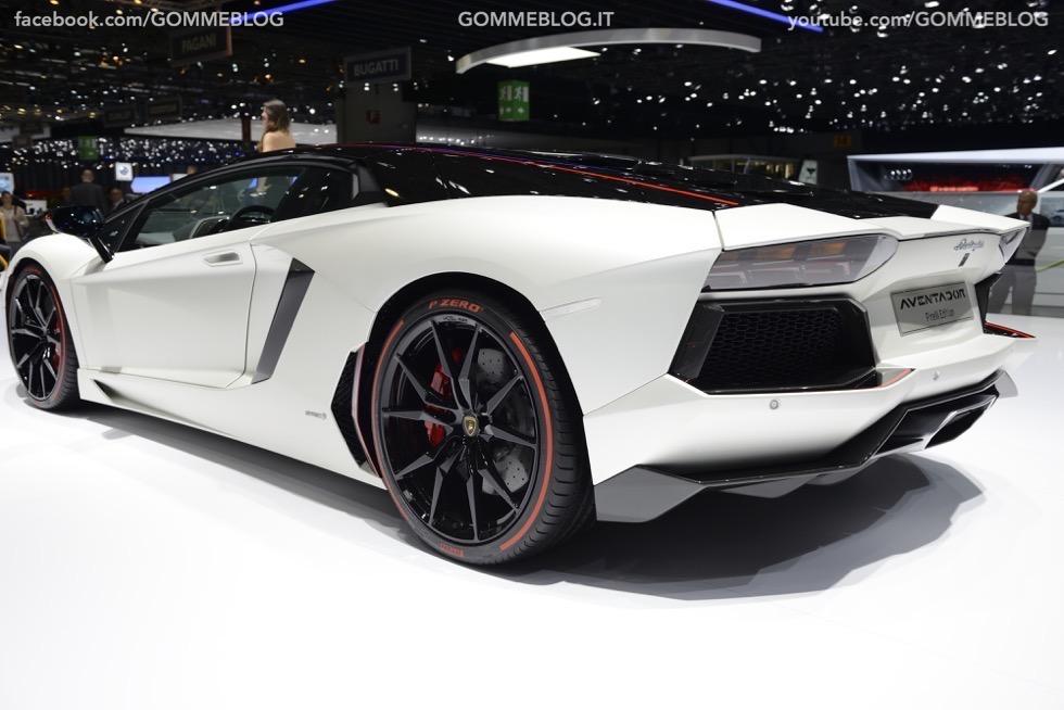 Supercar e Pirelli Salone di Ginevra 2015 [GALLERIA IMMAGINI] 6
