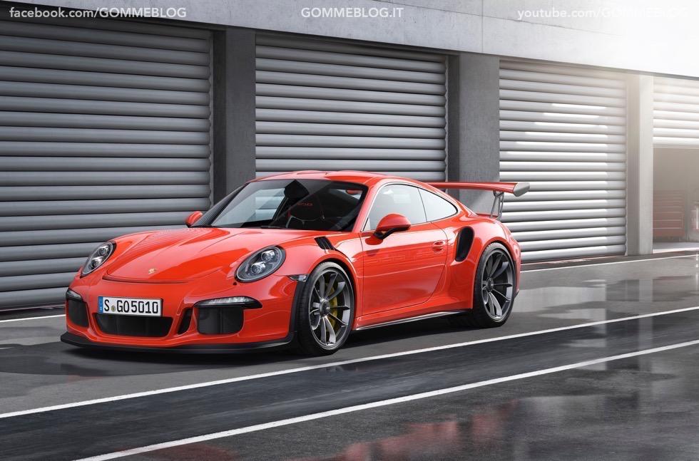 Nuova Porsche 911 GT3 RS: la Regina torna un Pista 1