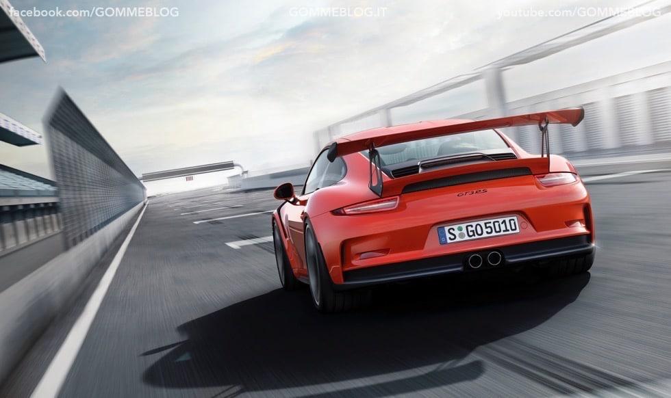 Nuova Porsche 911 GT3 RS: la Regina torna un Pista 5