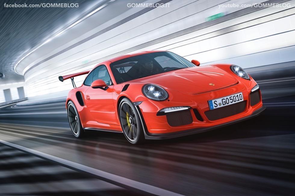 Nuova Porsche 911 GT3 RS: la Regina torna un Pista 6