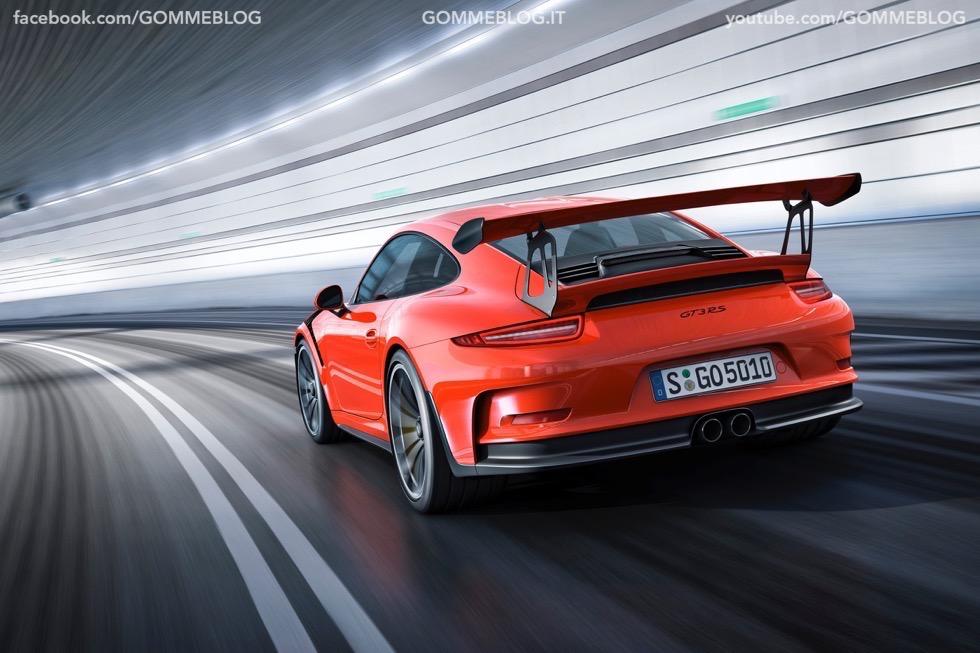 Nuova Porsche 911 GT3 RS: la Regina torna un Pista 7