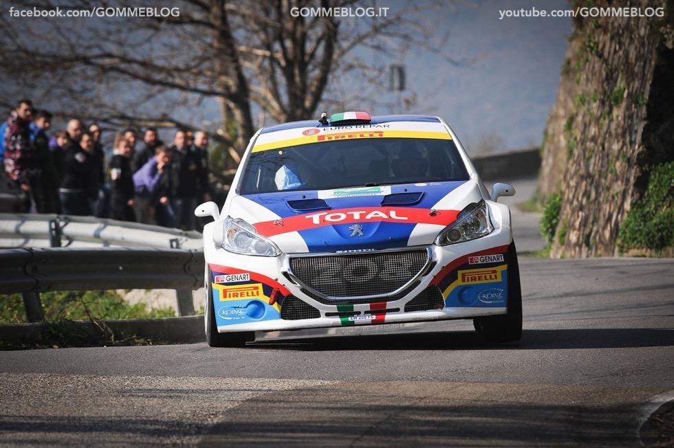 RALLY DEL CIOCCO 2015 - Shakedown - Peugeot 208 T16 [VIDEO] [FOTO] 4