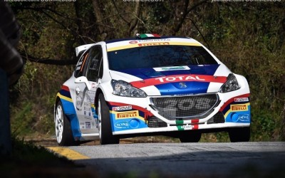 RALLY DEL CIOCCO 2015 – Shakedown – Peugeot 208 T16 [VIDEO] [FOTO]