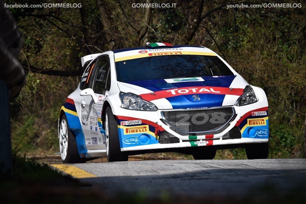 RALLY DEL CIOCCO 2015 - Shakedown - Peugeot 208 T16 [VIDEO] [FOTO] 8