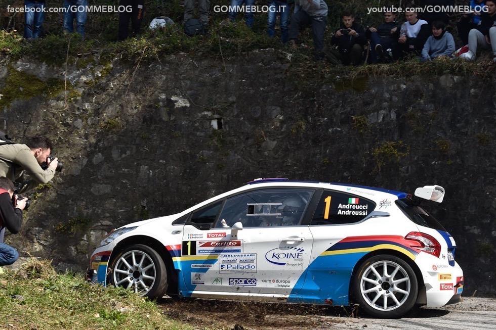 RALLY DEL CIOCCO 2015 - Shakedown - Peugeot 208 T16 [VIDEO] [FOTO] 7