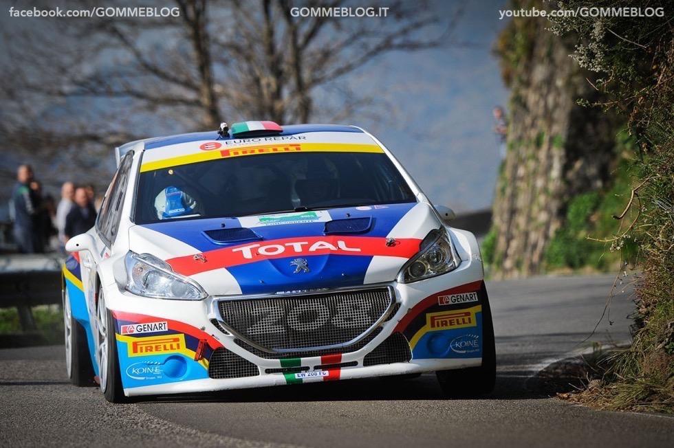 RALLY DEL CIOCCO 2015 - Shakedown - Peugeot 208 T16 [VIDEO] [FOTO] 9