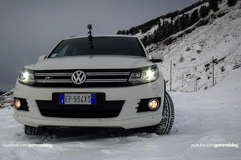 TEST Pneumatici Invernali Michelin Pilot Alpin 4 7