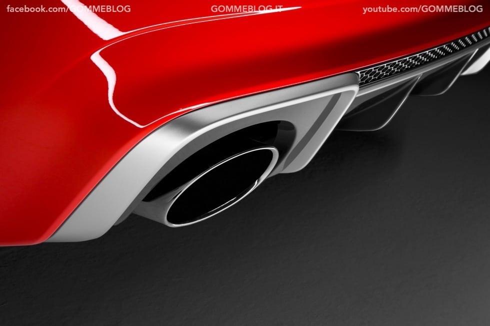 Nuova Audi RS 3 Sportback – La GALLERIA IMMAGINI COMPLETA 53