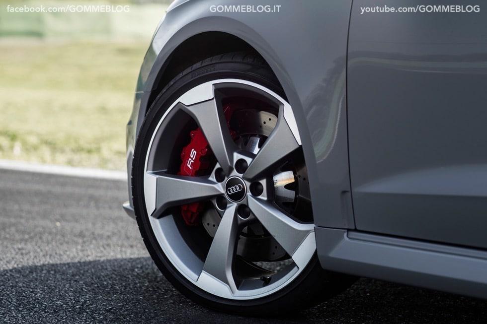 Nuova Audi RS 3 Sportback – La GALLERIA IMMAGINI COMPLETA 46