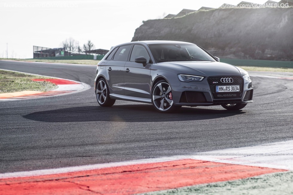 Nuova Audi RS 3 Sportback – Tutte le Caratteristiche [FOTO] [VIDEO] 2