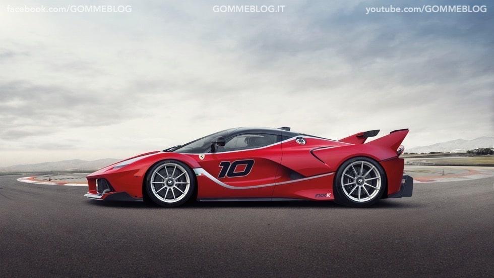 Ferrari FXX K: La Bellezza delle Prestazioni [VIDEO] [IMMAGINI] 16