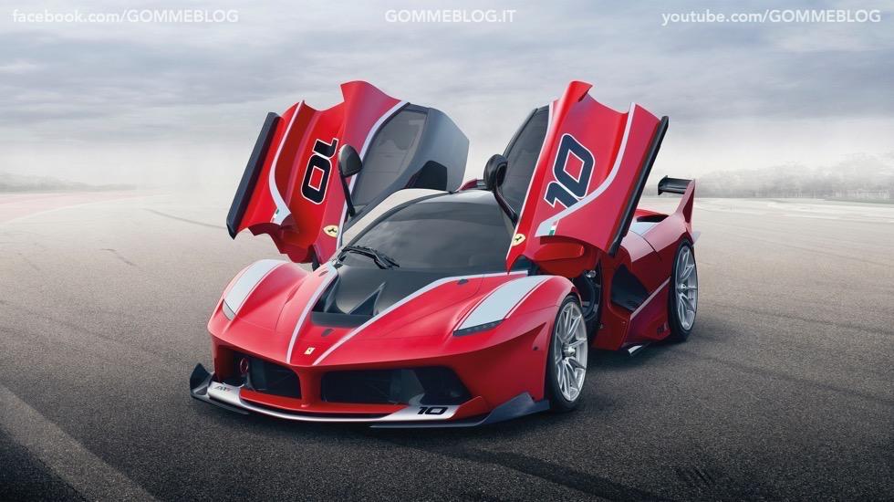 Ferrari FXX K: La Bellezza delle Prestazioni [VIDEO] [IMMAGINI] 13