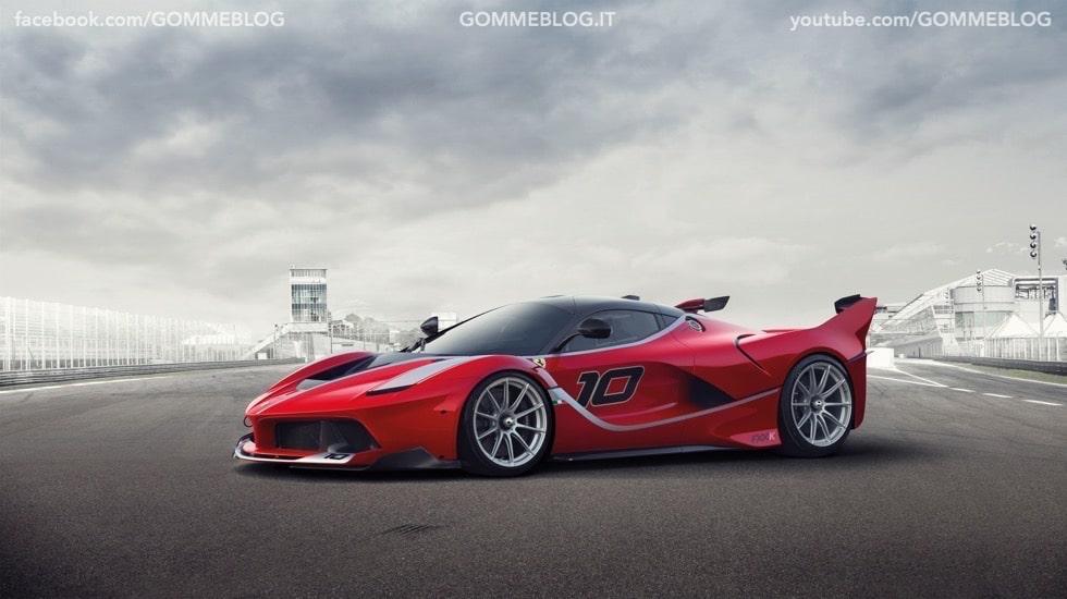 Ferrari FXX K: La Bellezza delle Prestazioni [VIDEO] [IMMAGINI] 8