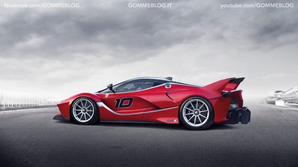 Ferrari FXX K: La Bellezza delle Prestazioni [VIDEO] [IMMAGINI] 7