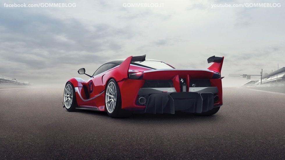 Ferrari FXX K: La Bellezza delle Prestazioni [VIDEO] [IMMAGINI] 6