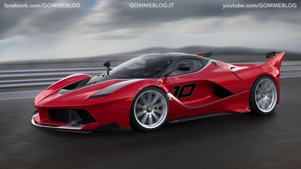 Ferrari FXX K: La Bellezza delle Prestazioni [VIDEO] [IMMAGINI] 19