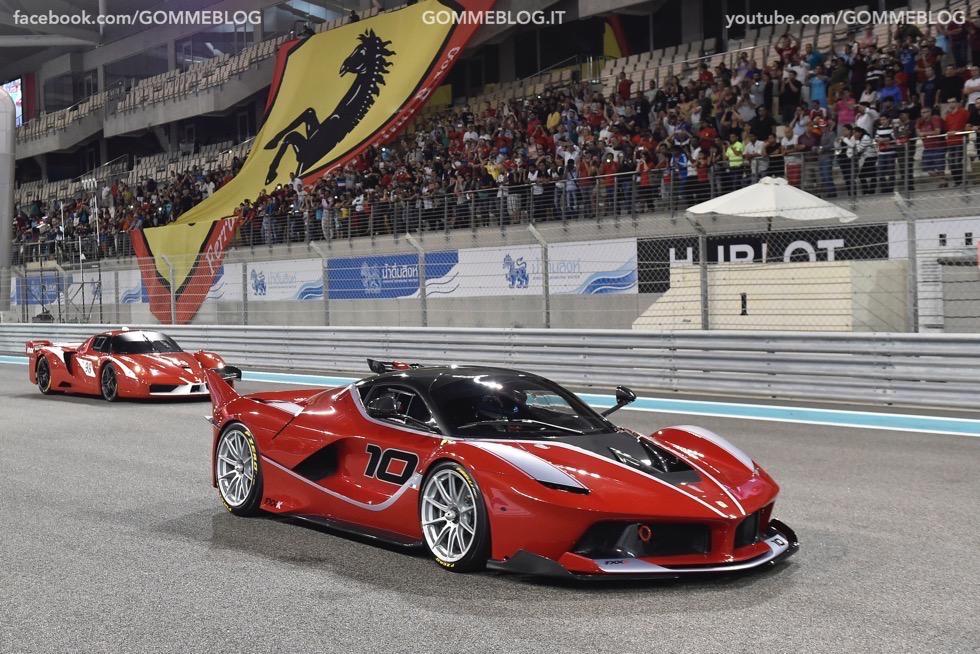 Ferrari FXX K: La Bellezza delle Prestazioni [VIDEO] [IMMAGINI] 2