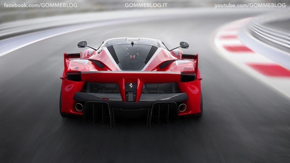 Ferrari FXX K: La Bellezza delle Prestazioni [VIDEO] [IMMAGINI] 18