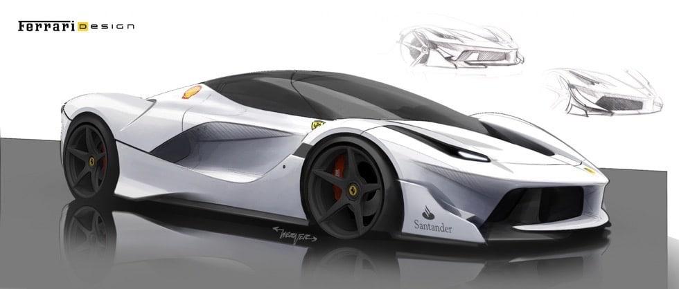 Ferrari FXX K: La Bellezza delle Prestazioni [VIDEO] [IMMAGINI] 17