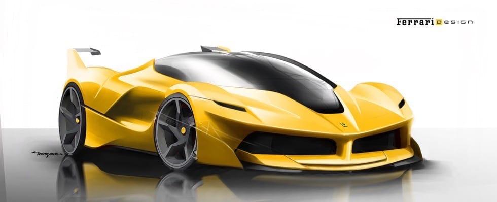 Ferrari FXX K: La Bellezza delle Prestazioni [VIDEO] [IMMAGINI] 15