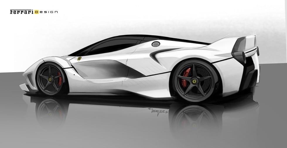 Ferrari FXX K: La Bellezza delle Prestazioni [VIDEO] [IMMAGINI] 14