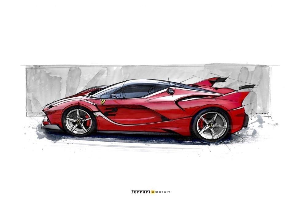 Ferrari FXX K: La Bellezza delle Prestazioni [VIDEO] [IMMAGINI] 11