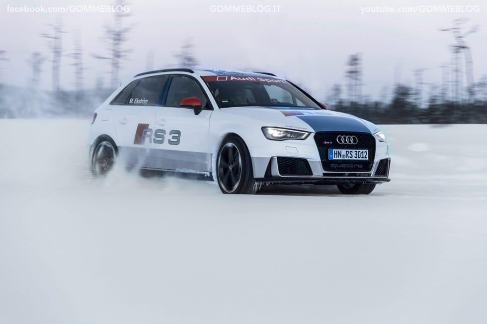 Nuova Audi RS 3 Sportback – La GALLERIA IMMAGINI COMPLETA 12