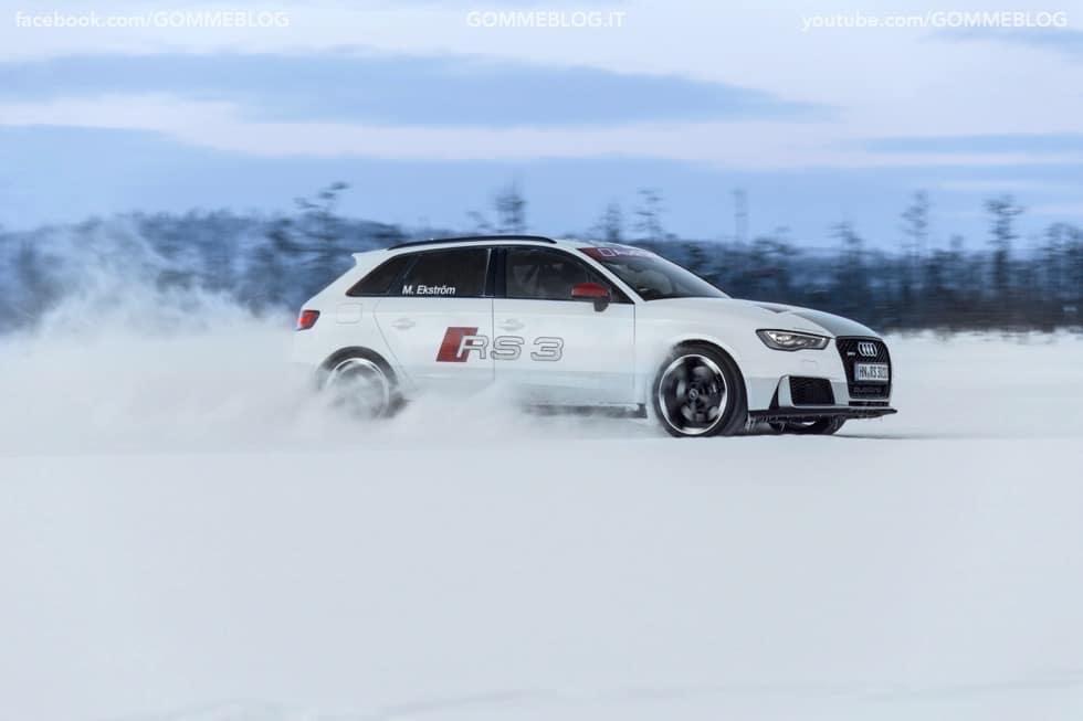 Nuova Audi RS 3 Sportback – La GALLERIA IMMAGINI COMPLETA 13