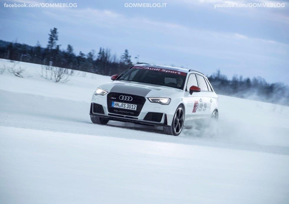 Nuova Audi RS 3 Sportback – La GALLERIA IMMAGINI COMPLETA 14