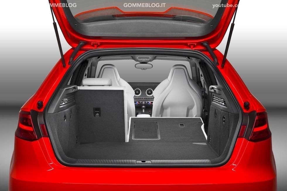 Nuova Audi RS 3 Sportback – La GALLERIA IMMAGINI COMPLETA 18